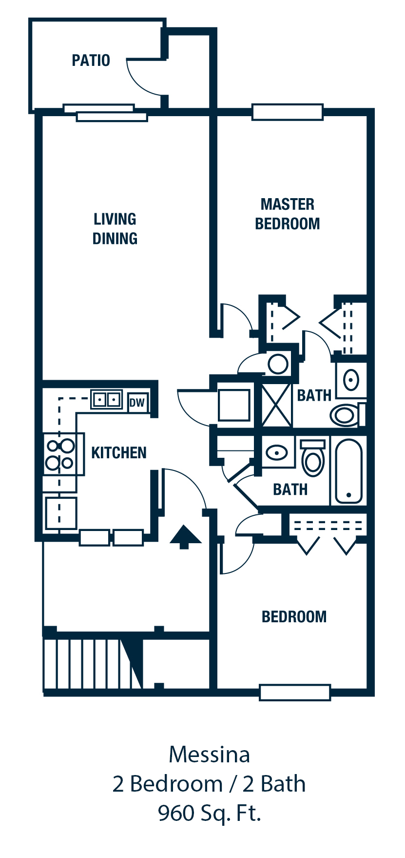 Maple Floorplan